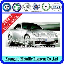 Chemicals Aluminum Paste for Car Pigment ZQ-1280