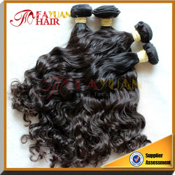 First choice for Salon high quality grade 7a unprocessed hair
