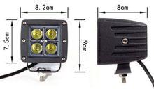 "3"" Cube 20W Off Road CREE LED Light"