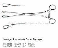 Best Quality Saenger Placenta/ Ovum Forceps