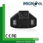 Driving night vision car stick on camera for HONDA CR-V/ FIT(hatchback)