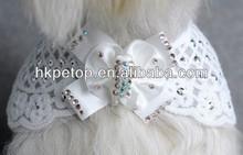 Latest Fashion Pearl Pet Dog Collar Scarf