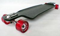 New Design Longboard Skateboard Deck