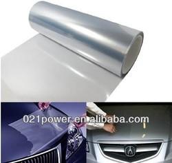 [1.52 m x 20 m] Flexible Super Strength Transparent Paint Protection Vinyl Film headlights, bumpers, Fender, doors, Hood