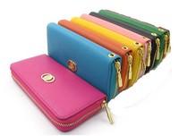 12 Colors Clutch Long wallet smart Phone Case fashion Wallet