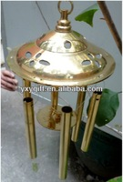 wholesale brass windbell wind chime five- layer seven-layer