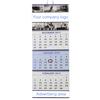 Tri Pad Three Folds Shipping Calendar