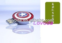 Full Capacity Avengers Captain America Shield 1tb usb flash drive/iron man 256gb USB flash drive/1 dollar usb flash driveLFN-054
