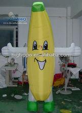 Inflatable Fruit Banana Moving Cartoon