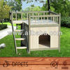 Luxury Wooden Houses Dog Kennel Used DFD3008