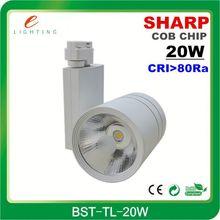 european standard energy saving 20w high power led track light