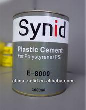 PS plastic glue for polystyrene