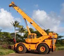 Crane Trucking Services