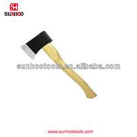high carbon steel axe/axe with steel handle/damascus steel axe