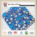 diversi tipi di shell vetro piastrelle del pavimento a mosaico per la vendita