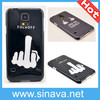 Plastic Cell Phone Case For Samsung Galaxy S5 Special Design