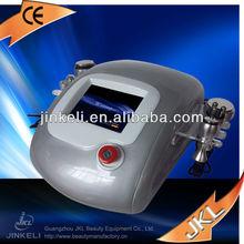 2014 best home use power rf laser vacuum shaping beauty machine