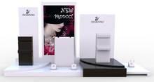 Custom design Acrylic Watch Counter Display