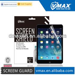Matte screen protector for 7 inch tablet / iPad mini 2 screen protector oem/odm (Anti-Fingerprint)