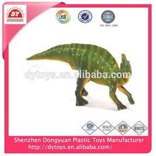 big plastic vinyl dinosaur toy