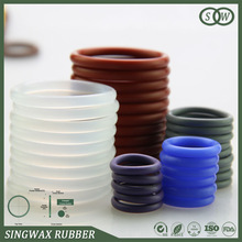 China Manufacture Singwax Customized NBR Silicone O Ring Seals Europe Standard
