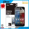 2014 New Arrival For Moto x screen protector mobile phone accessories oem/odm (Anti-Fingerprint)