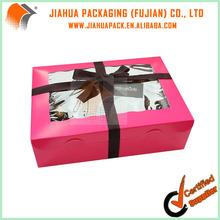 eco-friendly cupcake cake boxes
