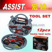 hand tools 12PCS ,tool set