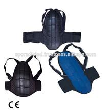 Back protection jacket