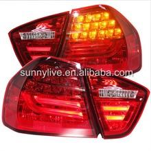 For BMW E90 3 Series 320i 323i 325 330 335 LED Tail Lamp 05-08 Red Color V4 LF