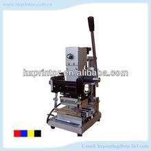HS-W90A Manual Hot Foil Stamping Machine / Card Tipper / Foil Topper