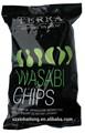 Folha de alumínio sacos de chips, saco de batata chips, batatasfritas embalagens sacos