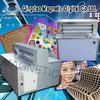 hot sale jigsaw machine for cutting paper/wood/plastic