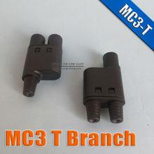 MC3 T Connector, MC 3 Solar Panel multi cable Connector