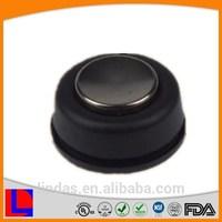 High quality cheap rubber cap button