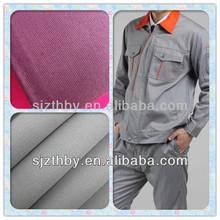 china fabric manufacturers workwear jacket and pants fabric