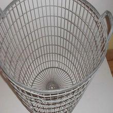 500*450*122mm SUS304 Kitchen Cooking Mesh Wire Basket/ Metal Basket