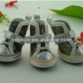 top sapatos animal cão sapatos de animais de estimação pu sapatos de animais de estimação do cão roupas sapatos