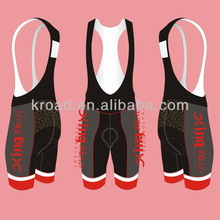 plain Sublimation Bib Cycling Shorts Cycling bibs Knicks
