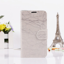 Business Thin Smart leather case mobile phone cover for samsung galaxy Note2 II N7100