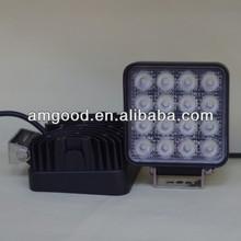 35W spot/flood led lamp.led work light for marine, jeep, truck, work led light for atv utv suv