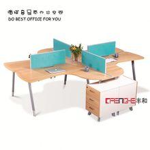 modern movable office workstation