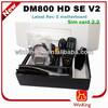 Decoder DM800HD SE Rev E version Sunray 800 hd se with sim card 2.2 dm800 hd se v2 |dm 800se v2