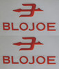 CustomerABS chrom emblem badge for car