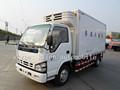 euro 4 4x2 5 toneladas isuzu camión refrigerado
