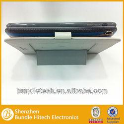 2014 newest book leather case for ipad mini, premium pu leather case for tablet ipad mini
