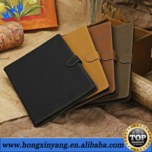 For iPad 2 3 4,Book Style Stand PU Leather Case,Case For iPad.