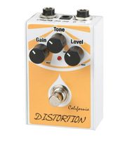 California Effect Pedal , Distortion