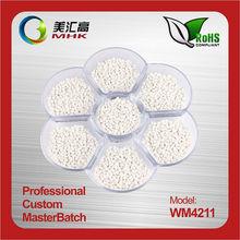 tio2 White silicon master batch