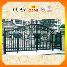 2014 Top-selling modern iron art security door -1015